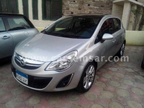 2012 Opel Corsa 1.4
