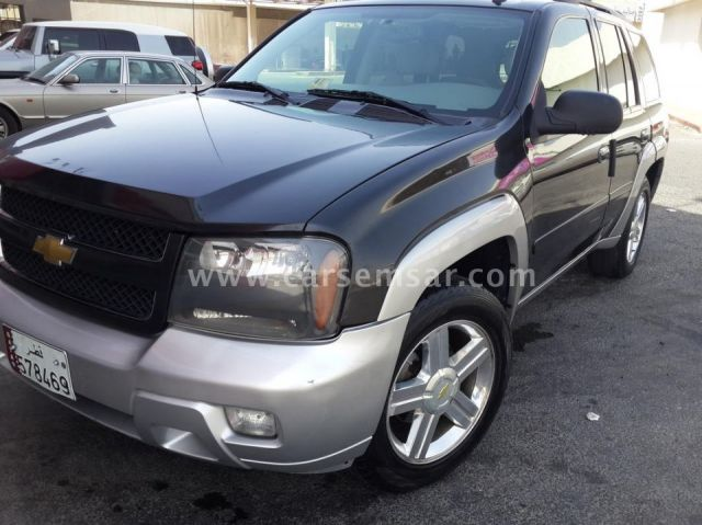 2008 chevrolet trailblazer trailblazer ltz for sale in qatar new and used cars for sale in qatar. Black Bedroom Furniture Sets. Home Design Ideas