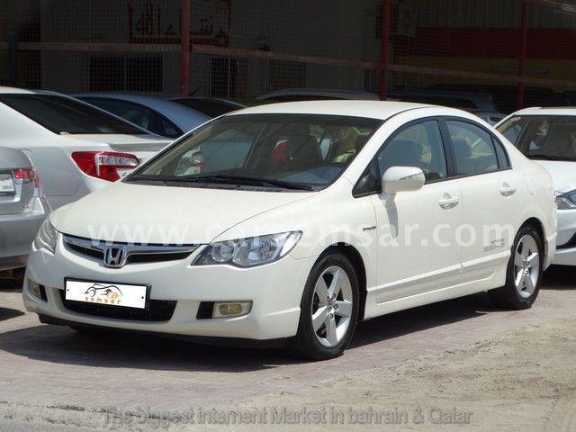 2007 Honda Civic 1.8