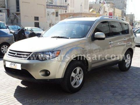 2008 Mitsubishi Outlander 2.4