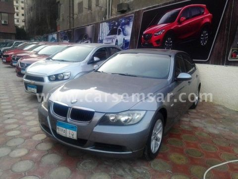 2007 BMW 3-Series 320i