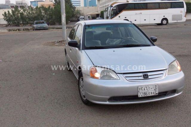 2002 Honda Civic LXi