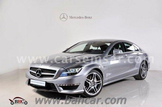 2013 Mercedes-Benz CLS-Class CLS 63 AMG