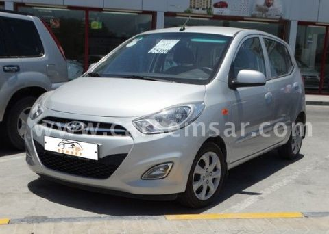2013 Hyundai I10 1.2