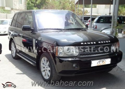 2004 Land Rover Range Rover Vogue Supercharged