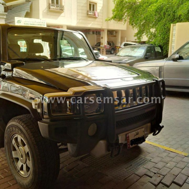 2009 hummer h3 v8 for sale in qatar new and used cars for sale in qatar. Black Bedroom Furniture Sets. Home Design Ideas