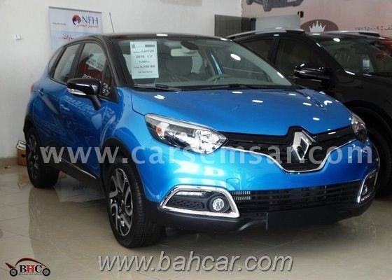 2016 Renault Captur 1.2