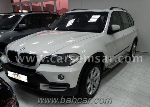 2008 BMW X5 3.0si Activity