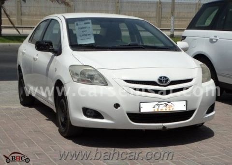 2007 Toyota Yaris 1.5
