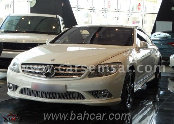2010 mercedes benz cl class cl 500 coupe for sale in. Black Bedroom Furniture Sets. Home Design Ideas