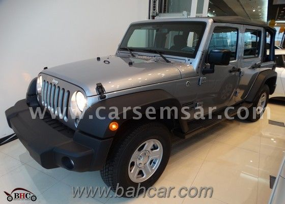 2016 Jeep Wrangler 3.8 Unlimited