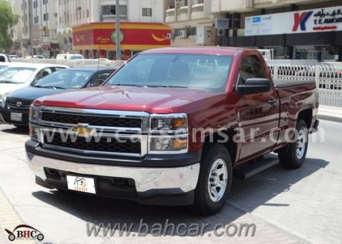 2014 Chevrolet Silverado 1500 Regular Cab