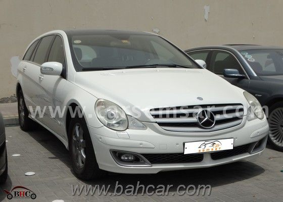 2006 mercedes benz r class r 350 for sale in bahrain new and used cars for sale in bahrain. Black Bedroom Furniture Sets. Home Design Ideas