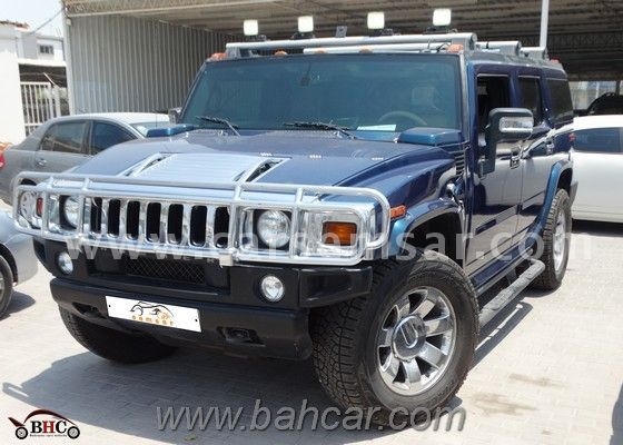 2008 hummer h2 suv for sale in bahrain new and used cars for sale in bahrain. Black Bedroom Furniture Sets. Home Design Ideas