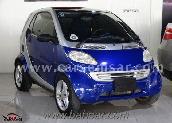 2001 Smart ForTwo Coupe