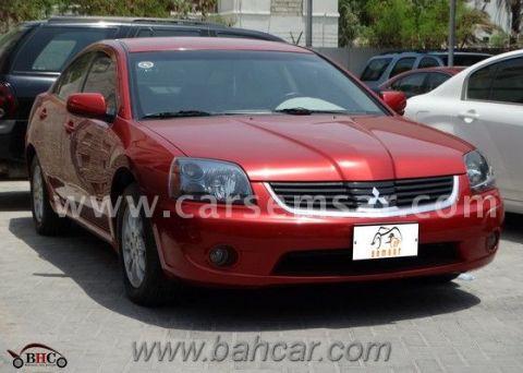2008 Mitsubishi Galant 3.8