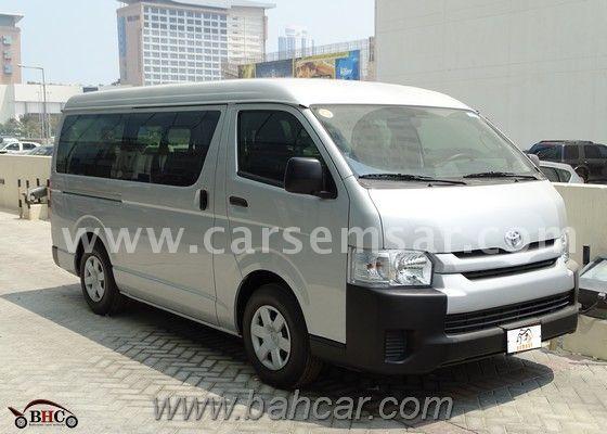 2016 Toyota Hi-Ace Hiace Van