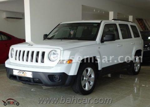 2013 Jeep Patriot 2.4