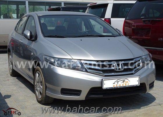 2013 Honda City i-VTEC