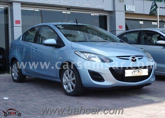 2013 Mazda 2 1.6i