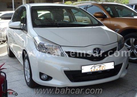 2012 Toyota Yaris 1.5