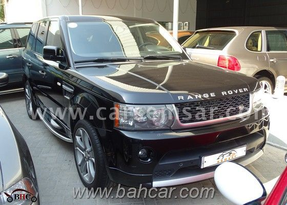 2010 Land Rover Range Rover Sport Supercharged