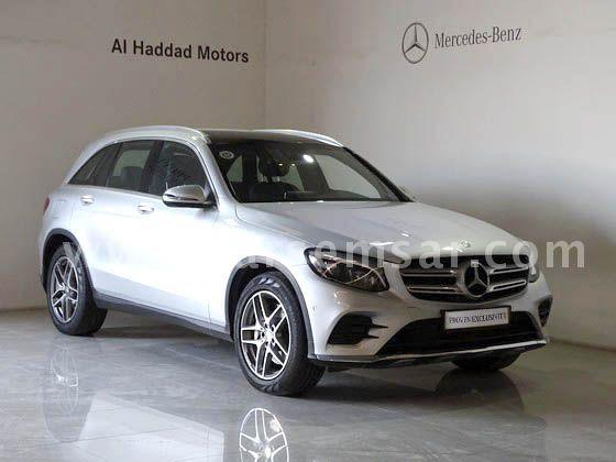 2015 Mercedes-Benz GLC 300