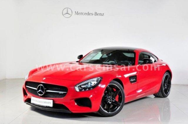 2015 Mercedes-Benz GT S