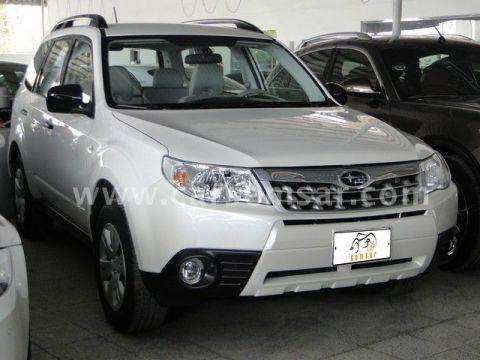 2011 Subaru Forester 2.5