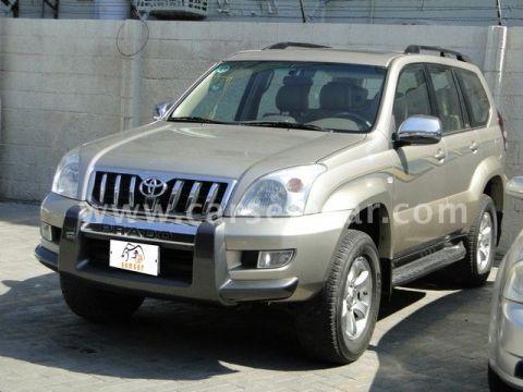 2004 Toyota Prado VX