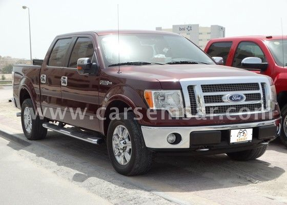 2009 ford f 150 f150 crew cab for sale in bahrain new and used cars for sale in bahrain. Black Bedroom Furniture Sets. Home Design Ideas