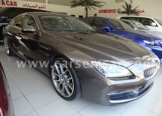 2014 BMW 6-Series 650i