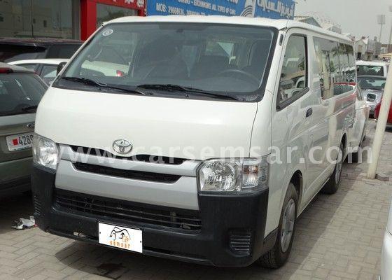 2014 Toyota Hi-Ace 2.7