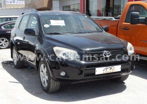 2008 Toyota RAV4 2.4