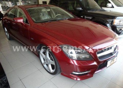 2012 Mercedes-Benz CLS-Class CLS 350
