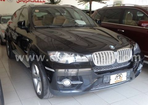 2011 BMW X6 xDrive 50i