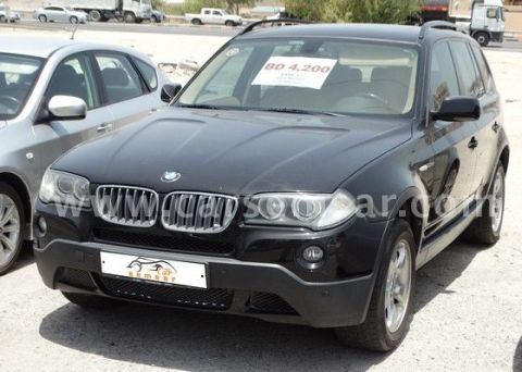 2009 BMW X3 2.5si Exclusive
