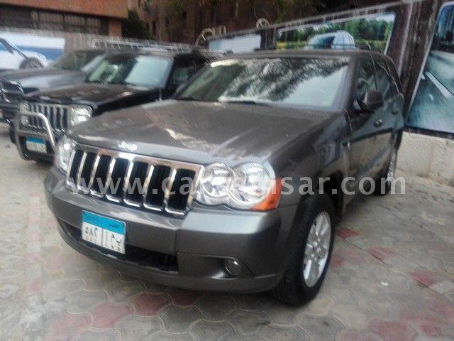 2008 Jeep Cherokee LTD 2.8 CRD 4x4 Automatic