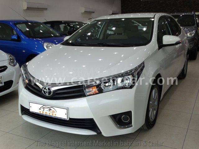 2014 Toyota Corolla 2.0 XLI