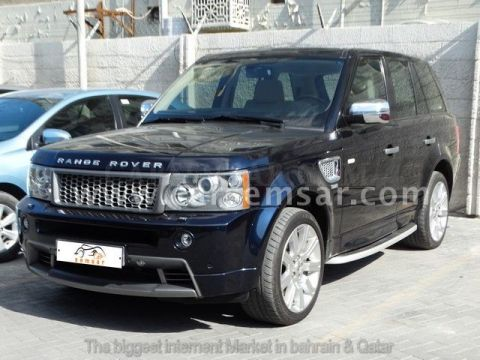 2009 Land Rover Range Rover HST Sport Supercharged