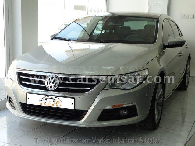 2011 Volkswagen Passat Turbo CC
