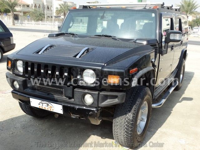 2006 Hummer H2 SUV Sport Utility