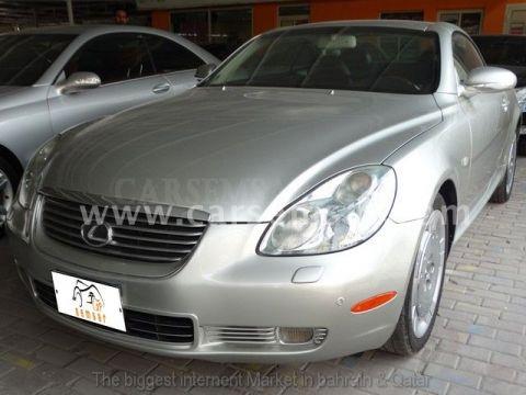 2003 لكزس اس سي 430