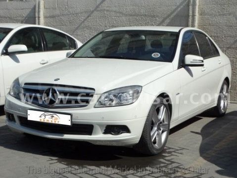 2011 Mercedes-Benz C-Class C 200 CGI Classic