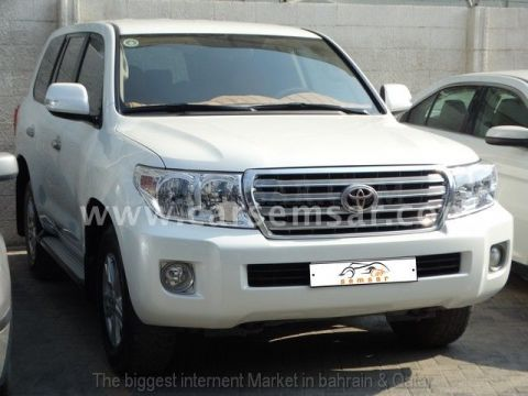 2013 Toyota Land Cruiser GXR