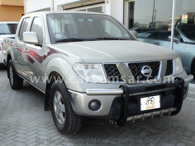 2011 Nissan Navara SE