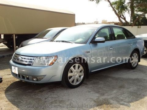 2009 Ford Five Five-Hundred