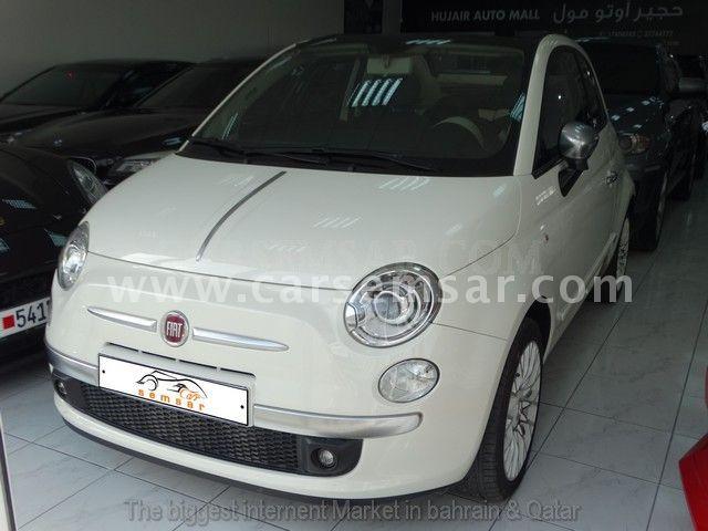 2014 Fiat 500 1.4