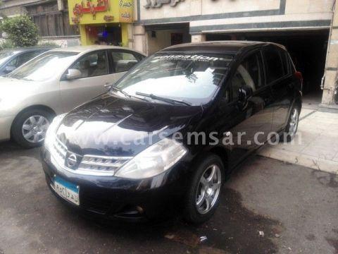 2010 Nissan Tiida 1.6