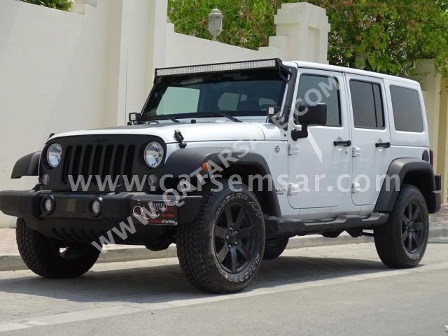 2014 jeep wrangler 3 8 unlimited rubicon for sale in qatar new and used cars for sale in qatar. Black Bedroom Furniture Sets. Home Design Ideas